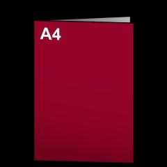 Folder A3 naar A4
