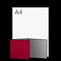 Folder Drieluik 120x120