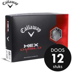 Callaway BL CG HEX Diablo doos à 12 stuks