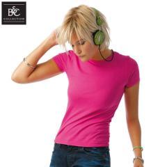 Dames T-shirt Fluor
