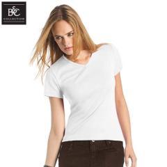 Dames T-shirt V-hals