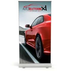 Roll-up banner - Small - 85x200cm