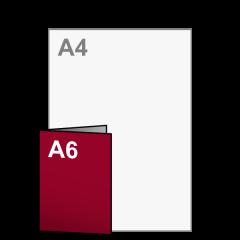 Uitnodiging A5 naar A6